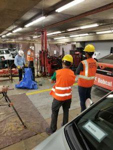 Auto Park 18 Site Investigation